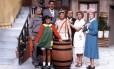 Os seriados 'Chaves' e 'Chapolin' estreiam no Multishow Foto: Divulgação/Multishow