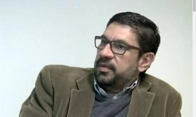 O empresário Raul Schmidt Foto: Reprodução/ TV Globo