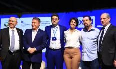 Pré-candidatos em evento no Rio Grande do Sul: campanhas à Presidência devem receber maior parte dos recursos Foto: Isadora Neumann / Agência RBS