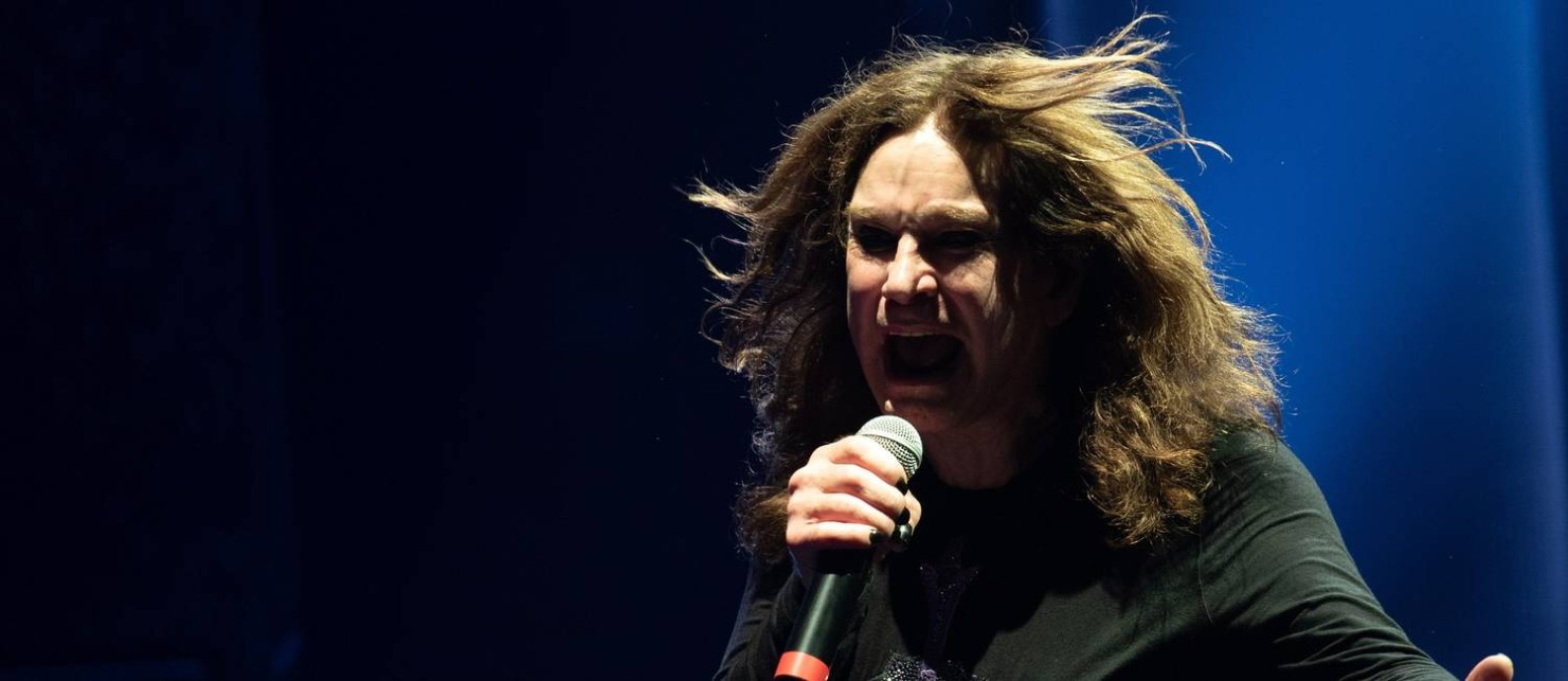 Show de Ozzy Osbourne no Arena Jeunesse Foto: Luiz Henrique Estevam / O Globo