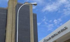 Banco Central do Brasil, em Brasília. Foto Aílton de Freitas / Agência O Globo