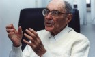 O médico Euriclydes de jesus Zerbini, que fez o primeiro transplante de coração no Brasil Foto: Acervo O GLOBO/ 23.05.1993
