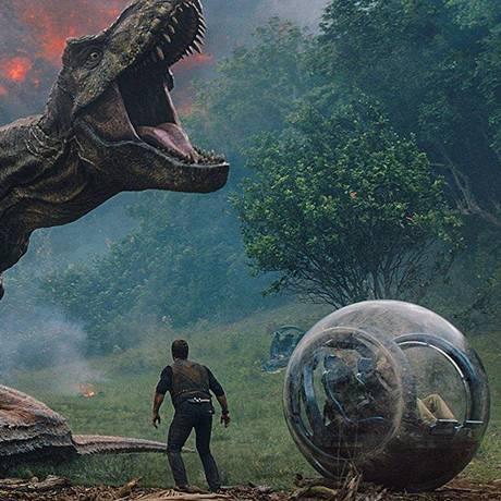 Jurassic World - Reino Ameaçado Foto: Divulgação/Fox