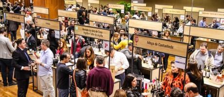 O evento é uma oportunidade única para degustar e adquirir uma série de vinhos produzidos na Terrinha Foto: William Lucas / William Lucas