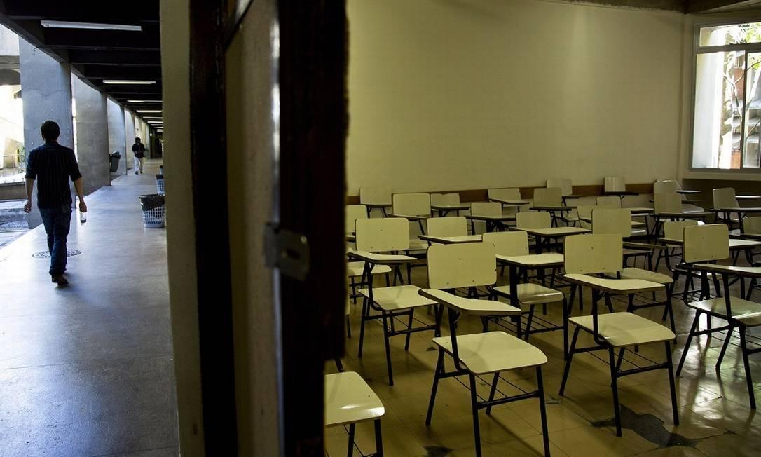 Modalidade de ensino à distância vem crescendo nos últimos anos Foto: Paula / Agência O Globo