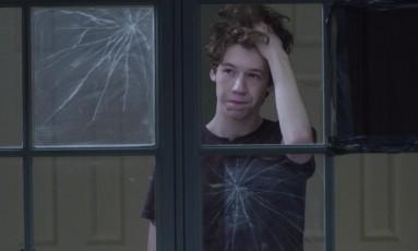 Tyler Down (Devin Druid): tramas do personagem é foco de polêmicas na segunda temporada de '13 reasons why' Foto: Divulgação
