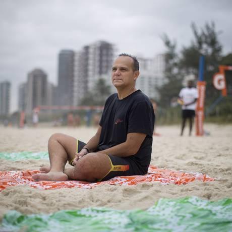 'É preciso cultivar um ambiente de trabalho informal', diz Bernardo Pinto Paiva, diretor-presidente da Ambev. Foto: Márcia Foletto / Agência O Globo