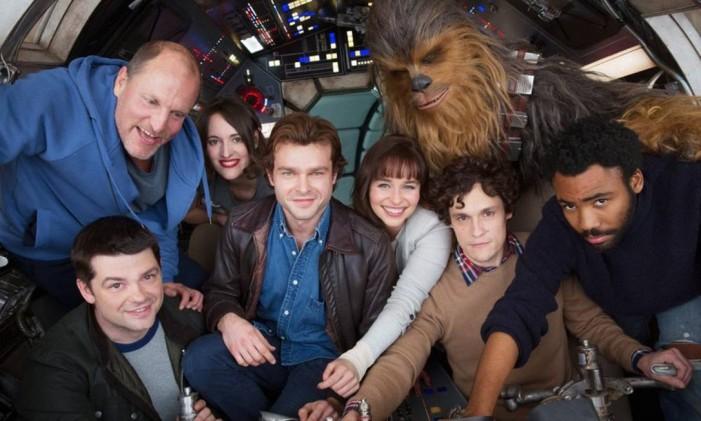 Parece que mais um capítulo está se desenrolando no caso da demissão de Phil Lord e Christopher Miller pela Lucasfilm da direção do filme de Han Solo Foto: Divulgação