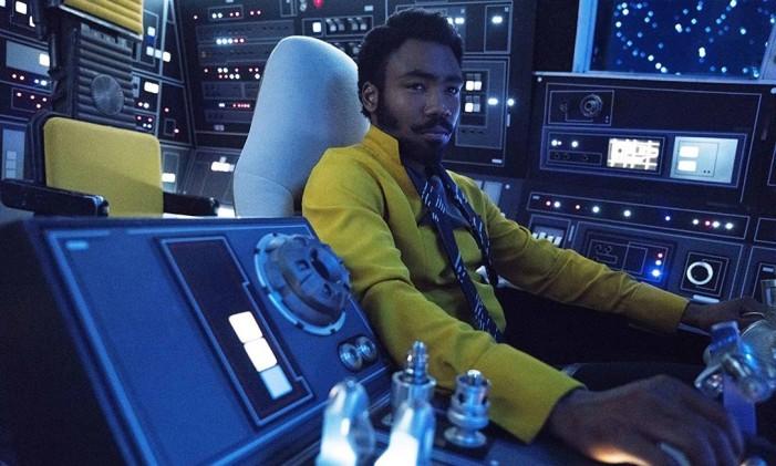 O ator diz que existem tantas espécies na galáxia que é impossível não querer se relacionar com outros que não são humanoides Foto: Divulgação