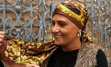 Renata Lujan foi diagnosticada com câncer de mama ao sair da faculdade Foto: Divulgação