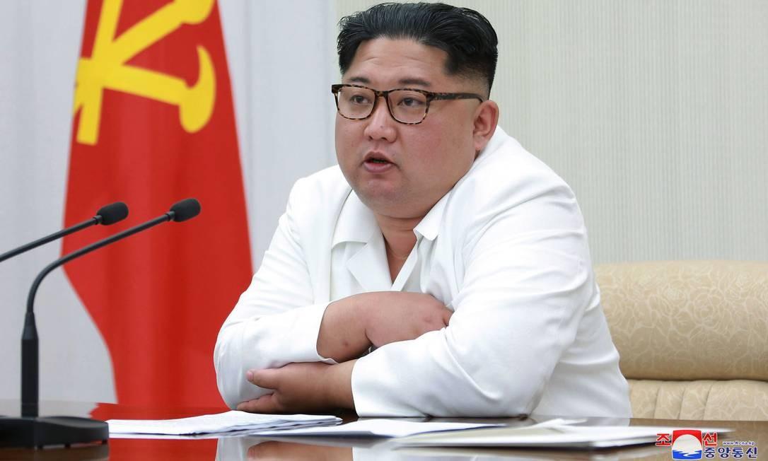 Líder norte-coreano, Kim Jong-un Foto: AP
