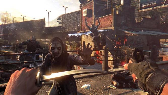 Game de ação 'Dying light', que retrata um apocalipse zumbi: jogos exploram sedução em violar regras que regem a vida real Foto: Reprodução