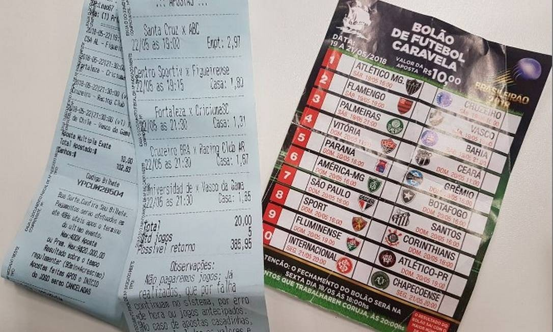 8f865d103762a Jogo do bicho cria loteria clandestina com apostas de partidas de futebol -  Jornal O Globo