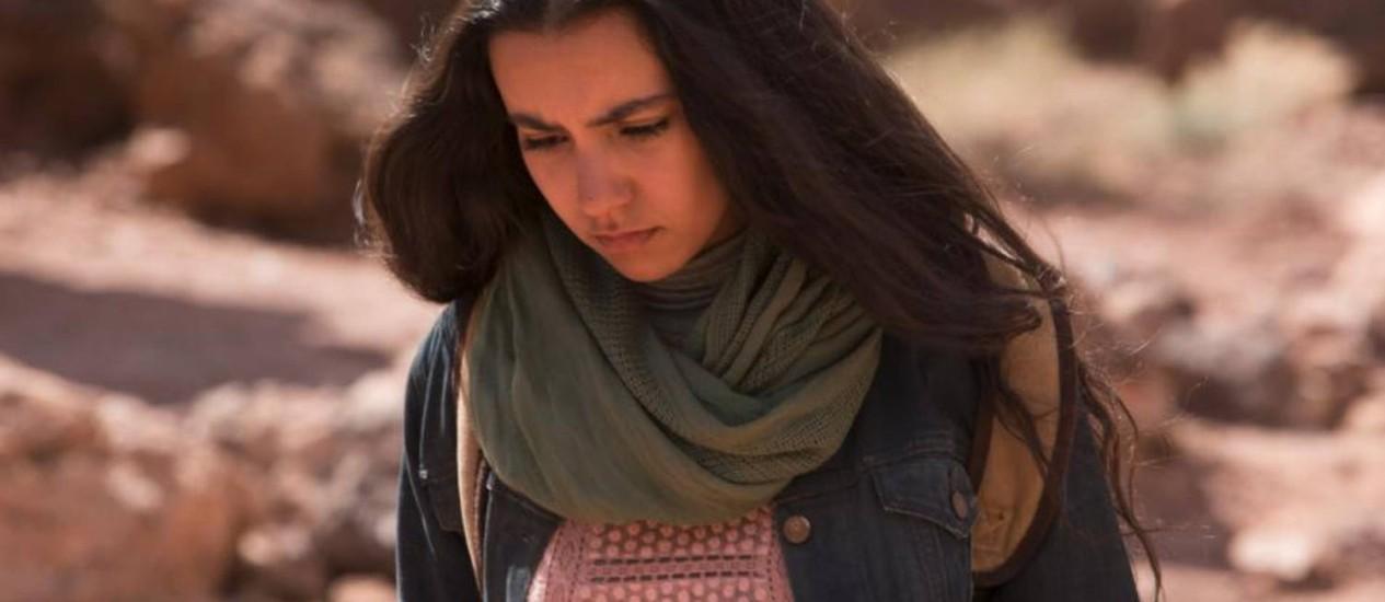 Cena do filme 'Olhos do Deserto' Foto: Divulgação