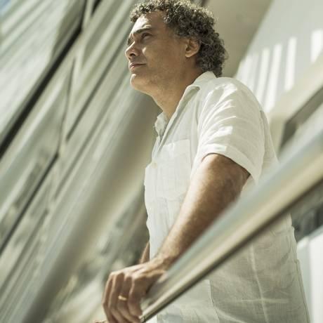 'O sonho é um oráculo probabilístico', diz o neurocientista, Sidarta Ribeiro. Foto: Guito Moreto / Agência O Globo