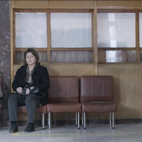 Cena do filme 'Réquiem para Sra. J' Foto: Divulgação
