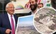 A embaixada dos EUA em Jerusalém negou envolvimento de Friedman nas montagens Foto: Embaixada dos EUA em Jerusalém