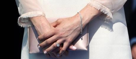 O bracelete de Meghan Markle Foto: Chris Jackson / Chris Jackson/Getty Images