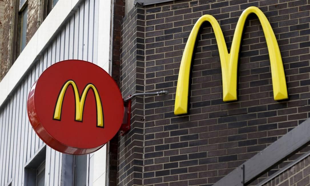 McDonald's fechou centenas de restaurantes na província de Hubei, cuja capital é Wuhan, epicentro do novo coronavírus Foto: Keith Srakocic / AP