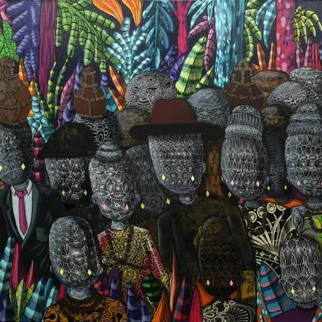 Marcha do Povo Insônia faz parte da mostra 'Cultura insônia' Foto: Divulgação