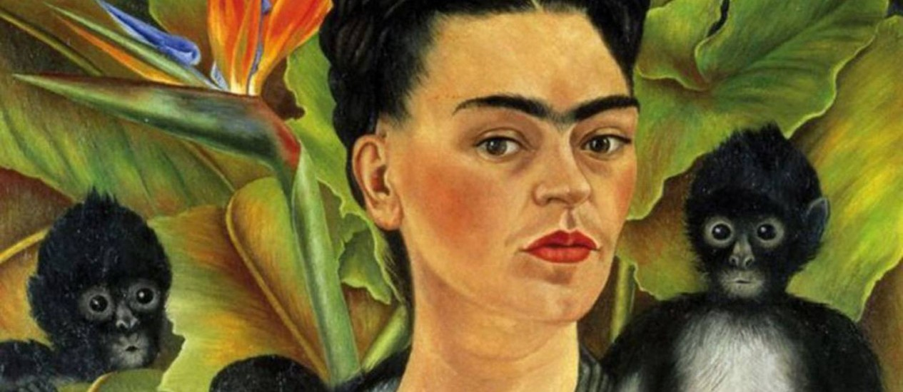Frida Kahlo: artista teve obras digitalizadas pelo Google Foto: Divulgação
