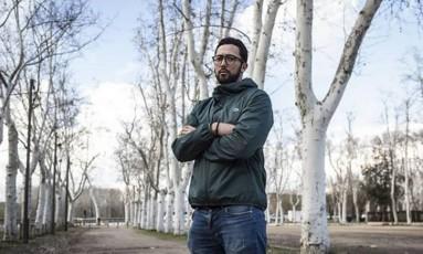 Rapper Valtonyc, condenado por insultar Coroa Espanhola Foto: Divulgação Instagram