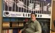 Carlos Pérez passou três anos e nove meses encarcerado no principal centro de detenções do Sebin Foto: Janaina Figueiredo