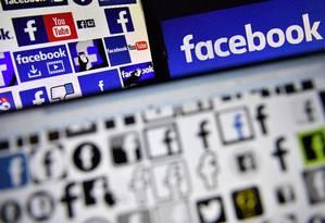 Nova lei de proteção de dados da União Europeia afeta desde gigantes como o Facebook até pequenas e médias empresas que prestam serviços para o bloco Foto: Loic Venance/AFP