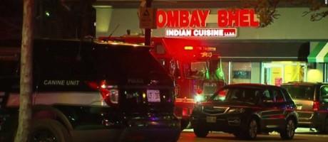 Explosão em restaurante deixa mais de 15 feridos Foto: CTV Network