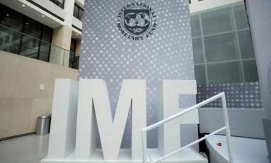 Sede do FMI em Washington Foto: Reuters