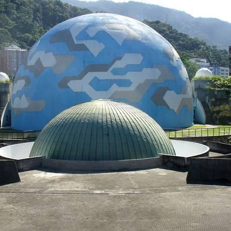 Planetário da Gávea vai oferecer observação do céu aos sábados Foto: Divulgação