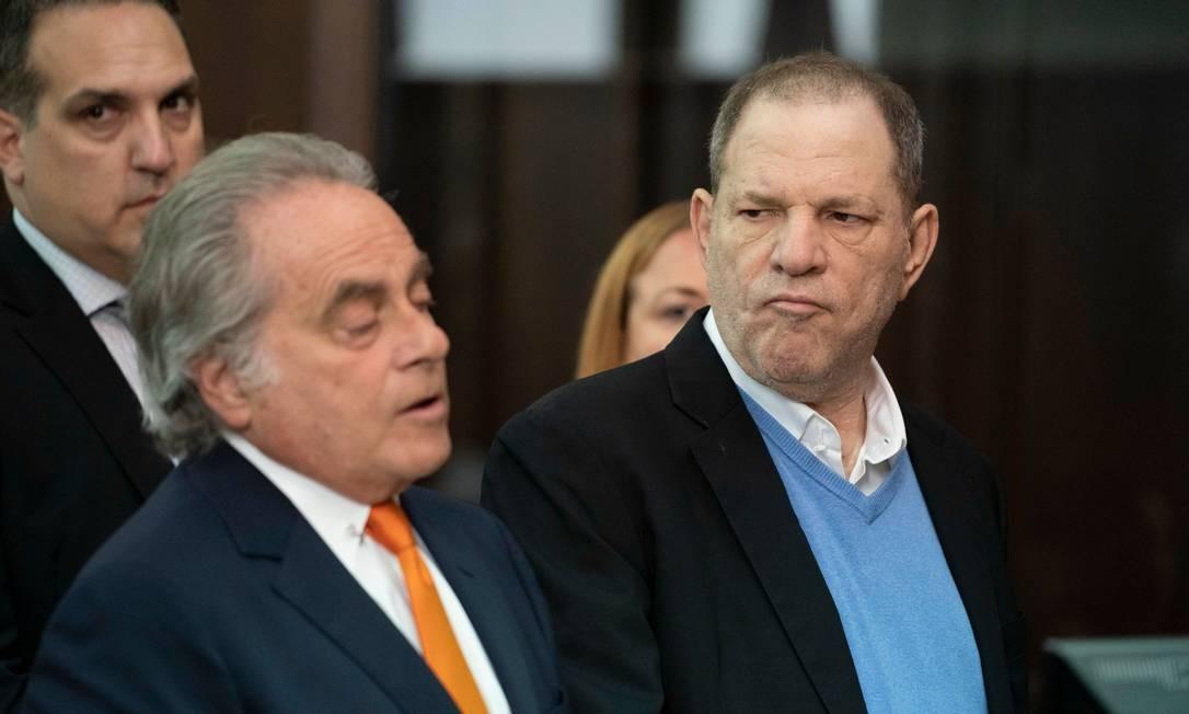 Harvey weinstein se entrega para a polcia em nova york jornal o globo stopboris Choice Image