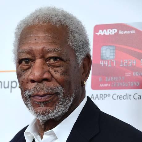 Morgan Freeman Foto: FREDERIC J. BROWN / AFP