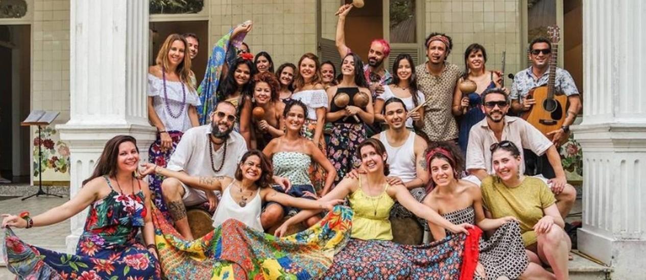 Carimbloco Foto: Divulgação