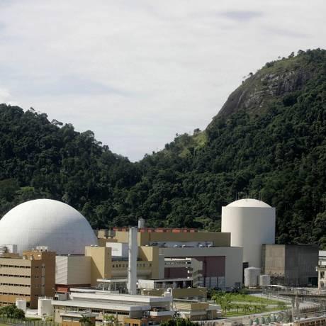 Complexo nuclear de Angra dos Reis Foto: Bruno Domingos / Reuters