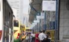 Linhas intermunicipais são afetadas pela greve Foto: Márcia Foletto / Agência O Globo (Arquivo)
