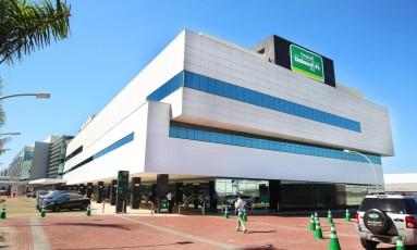 |O Hospital da Unimed-Rio, na Barra da Tijuca Foto: Divulgação/2-9-2015