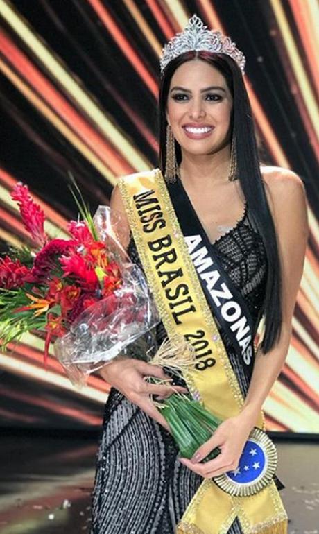 English To Italian Translator Google: Classify Miss Brazil 2018 Mayra Dias