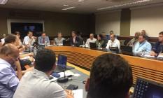 Encontro foi realizado neste domingo com prefeito e diversas secretarias Foto: Lígia Dias Andrade