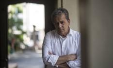'O papel do arquiteto vem diminuindo', diz arquiteto britânico, John McAslan Foto: Emily Almeida / Agência O Globo