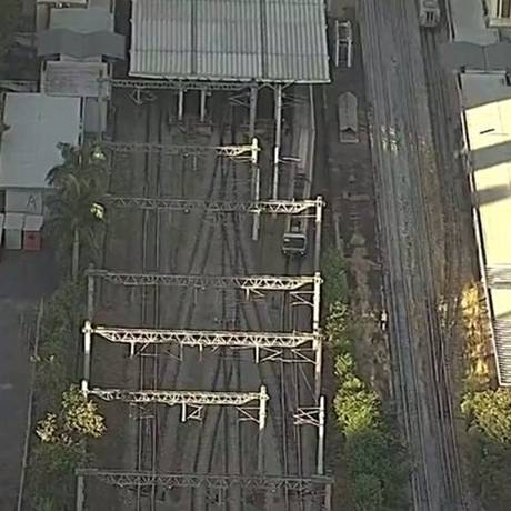 Greve fecha estações de metro em Belo Horizonte Foto: Reprodução G1
