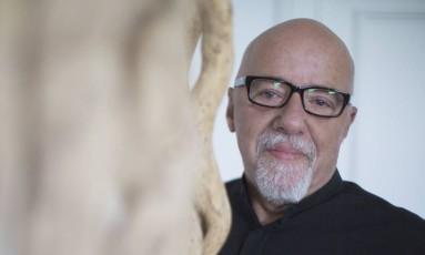 Paulo Coelho Foto: BISSON BERNARD / Divulgação