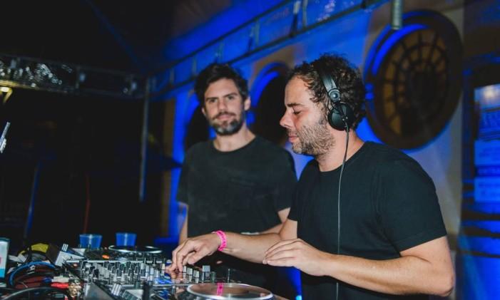 Badenov e Diogo Reis, da Moo Foto: Divulgação/Renan Lima