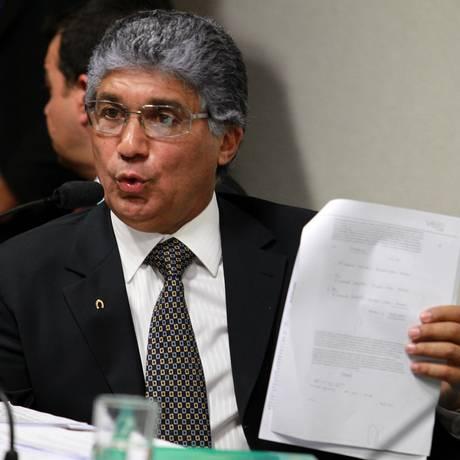 O ex-diretor da Dersa Paulo Vieira de Souza, apontado como operador do PSDB 29/08/2012 Foto: Aílton de Freitas / Agência O GLOBO