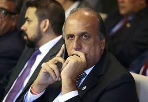 TCE emitiu parecer contrário à aprovação das contas do estado em 2017 Foto: Jorge William 03-04-2018 / Agência O Globo