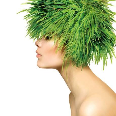 Como tratar a calvície feminina Foto: Shutterstock