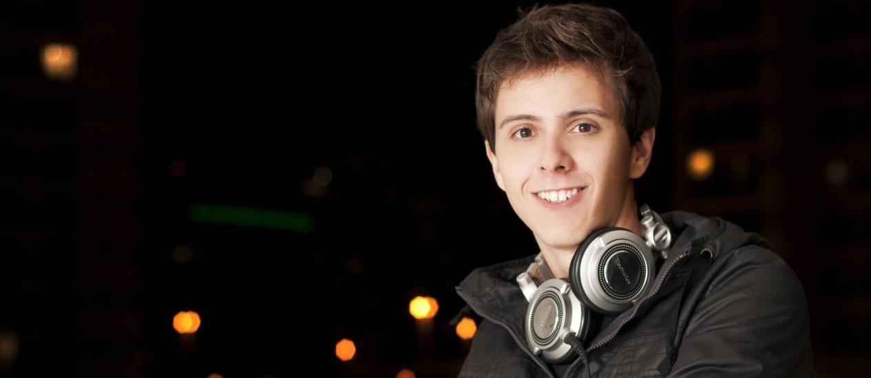 DJ Diego Valente Foto: Divulgação