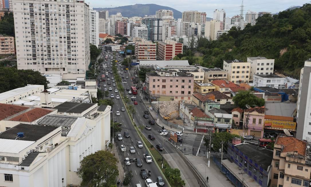 Obras de alargamento e reurbanização da Marquês de Paraná são autorizadas Foto: Divulgação/Luciana Carneiro