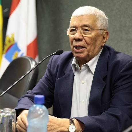 O jornalista Audálio Dantas morreu aos 88 anos Foto: Divulgação
