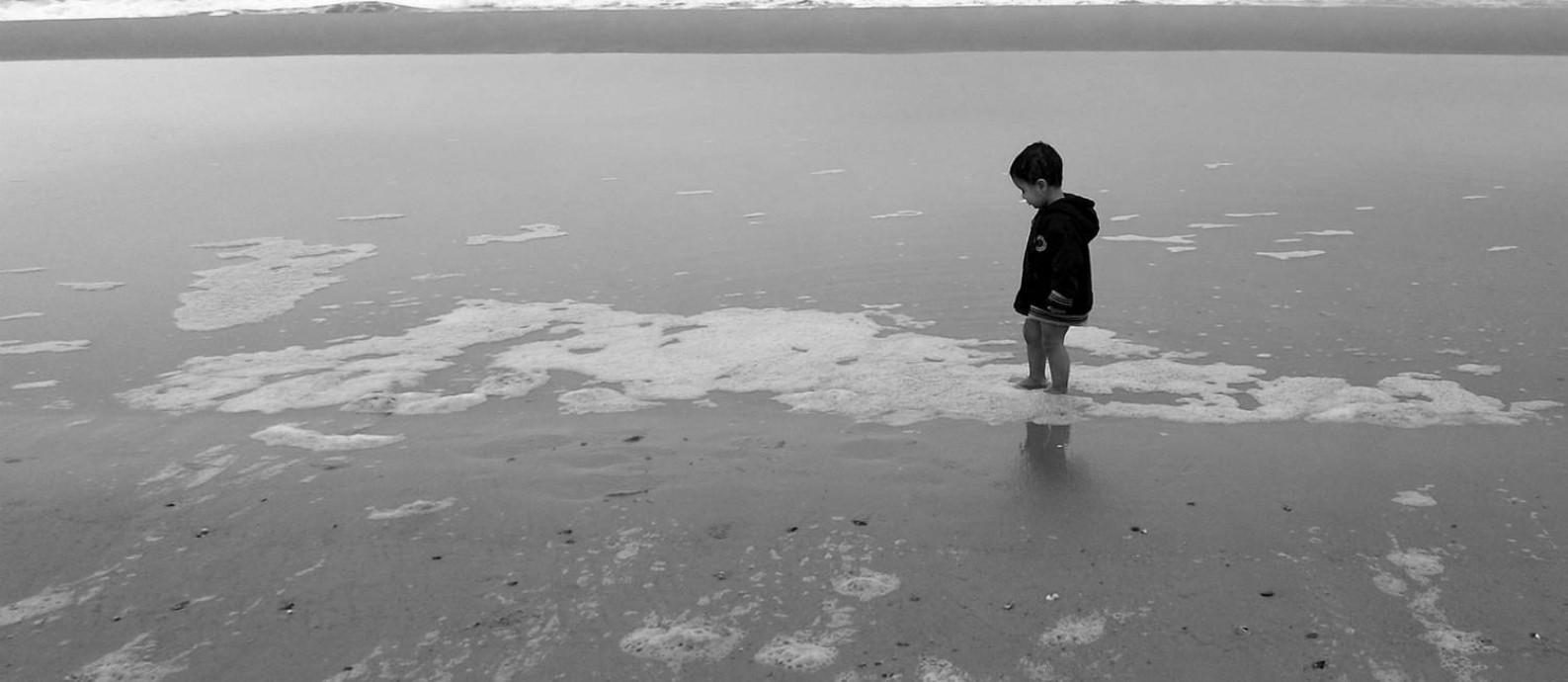 RS - filme Em um mundo interior que tem com tema autismo Foto: Divulgaçaõ